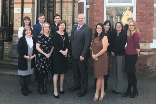 Heron House Financial Management Team Newport
